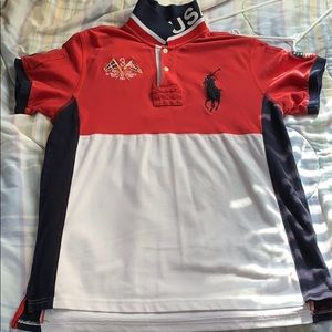 Polo Ralph Lauren polo club vintage polo